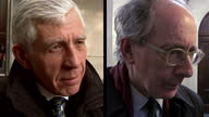 A new 'cash for access' scandal has claimed two of its most senior victims former Foreign Secretaries Jack Straw and Sir Malcolm Rifkind Showing...