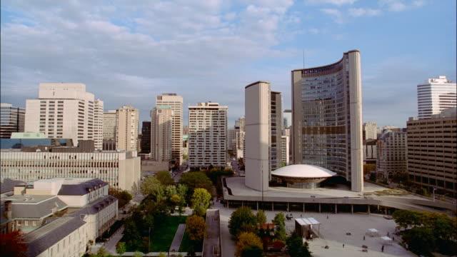 PAN, WS, HA, New City Hall Toronto, Ontario, Canada