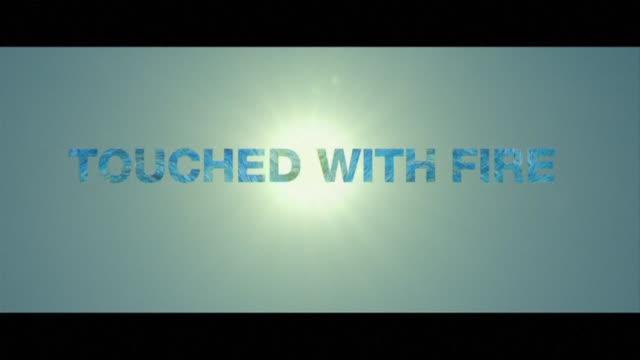 New film Touched with Fire is a love story about two poets suffering from manic depression who meet in a mental hospital