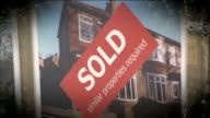 New Governor of the Bank of England's first speech T13081314 / TX Cleveland Redcar 'Sold similar properties required' written over house image at...