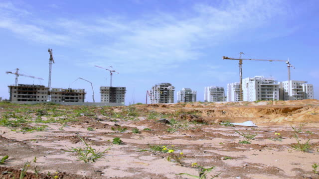 New houses' construction