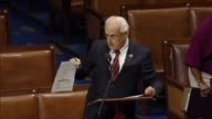 New Jersey Rep Bill Pascrell argues in opposition security certifications for refugees to the United States from Syria and Iraq saying that he had...