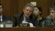 New Jersey Rep Frank Pallone says that a hearing to investigate allegations of cheating on emissions tests was initiated because the automobile...
