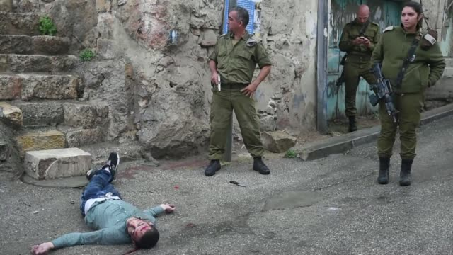 New knife attacks on Israelis in the West Bank left a soldier lightly injured Thursday while two Palestinian assailants were shot dead by security...