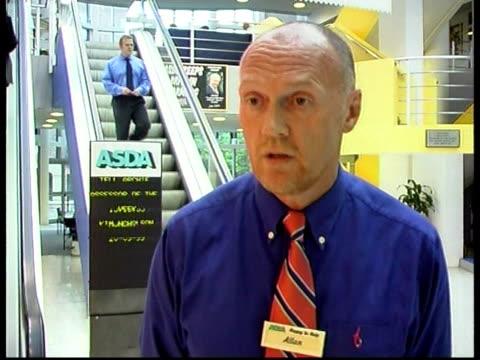 Allan Leighton interview SOT Talks of benefits of WalMart link