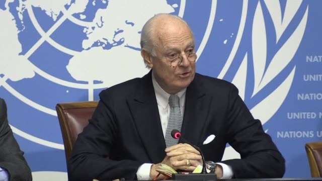 A new round of peace talks to end the Syrian conflict will begin in Geneva on Friday says UN envoy Staffan de Mistura after a delay over who will...