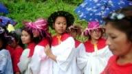 New saint energises Philippine on October 20 2012 in Cebu Philippines