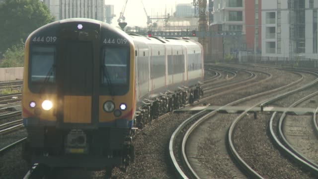 New South West Trains Managing Director promises improvements to service DATE South West train along on track