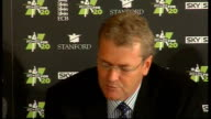 New Twenty20 competition announced ENGLAND Hampshire Rose Bowl INT David Collier former commentator Mike Haysman former West Indian cricketer Gordon...
