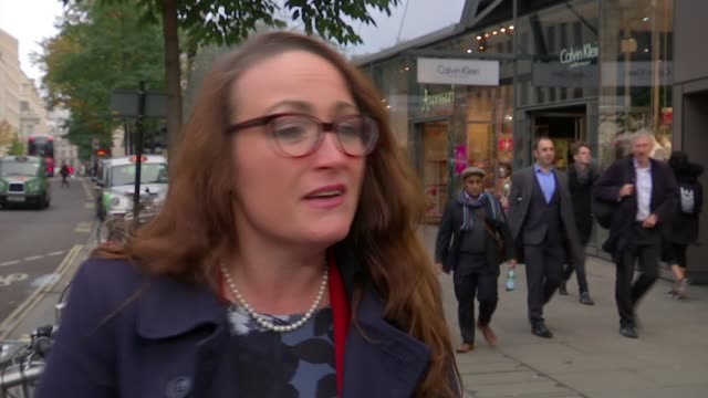 New Westfield Shopping Centre planned for Croydon Cheapside Claire Bailey interview SOT Wide shot Whitgift Shopping Centre entrance PAN sign above...