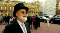Terry Pratchett and Ellie Simmonds interviews Sir Terry Pratchett interview SOT doesn't feel any different relief not to have tripped up or fallen...