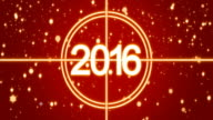 Silvester-Countdown bis 2016