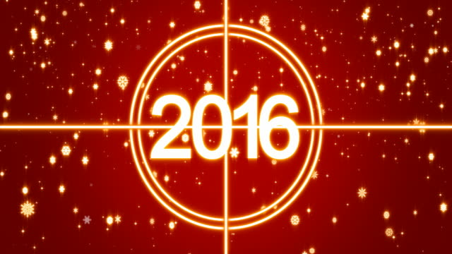 New Year's Eve Countdown to 2016