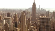 Luftbild von New York
