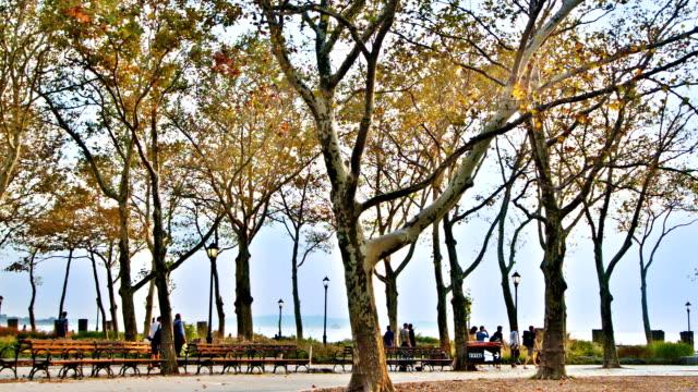 New York. Battery Park