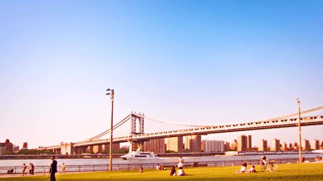 New york. Bridge