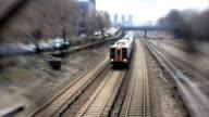 New York City Bahn Bronx