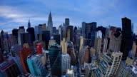 New York City Tag bis Nacht