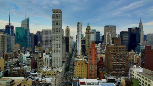 New York City: day to night