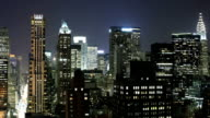 New York City: Looking uptown