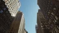 Neu York Stadt Wolkenkratzer