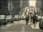 1961 New York City street life