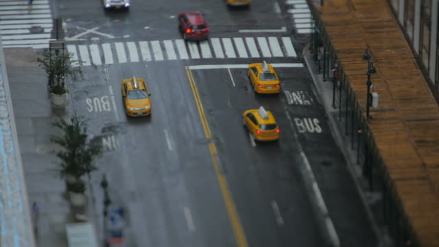 New York City: Streets