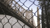 New York City's Queensboro Bridge on a summer afternoon - NYC