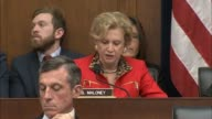 New York Congresswoman Carolyn Maloney asks Federal reserve Chairwoman Janet Yellen about how benefits might outweigh risks of changing interest...