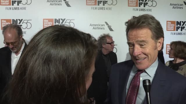 New York Film Festival opens with the World Premiere of Last Flag Flying Richard Linklater's latest movie starring Bryan Cranston Steve Carell and...
