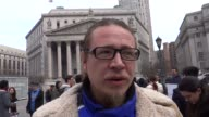 New York high school students gathered at Foley Square outside of the Army Corps of Engineers to rally for Standing Rock and to call on NYC to...