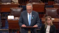 New York Senator Chuck Schumer says that his city in the country was changed forever when the towers fell on September 11 the Pentagon was in flames...