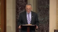 New York Senator Chuck Schumer says that unfortunately but maybe not surprisingly Republicans whittled down a bill to fund a response to the Zika...