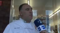 New York Sept 13 Chef Jose Andres intends to revolutionize the way in which Spanish gastronomy is known in the United States and the rest of the...