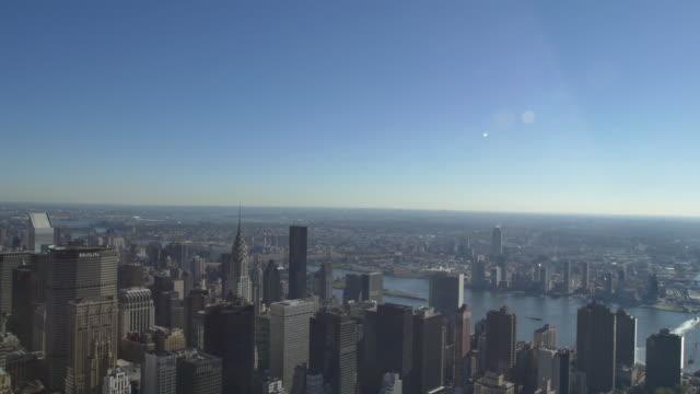 New York Skyline eastside