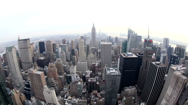 HD VDO : New York Skyline.