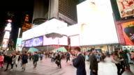 New York Times Square 360, Zeitraffer Panorama
