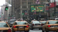 New YorkAn intersection in New York United States