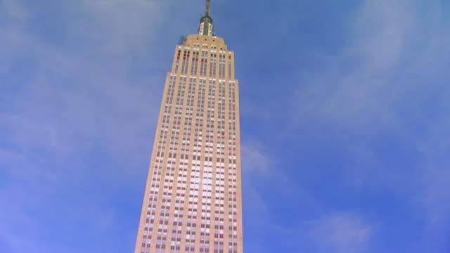 New YorkEmpire State Building (Skyscraper in New York)