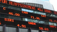 New YorkView of LED Display Board in New York United States