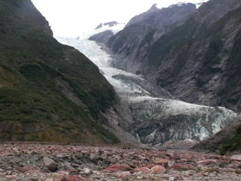 MS, ZI, CU, New Zealand, Franz Josef glacier