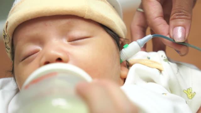 Newborn Infant Hearing Detection