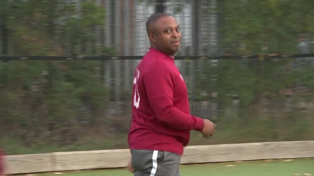 Newham council and West Ham holding walking football classes to help combat Type 2 Diabetes ENGLAND London Newham INT Close shot salad on plate...