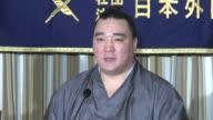 Newly crowned sumo grand champion Harumafuji says he sees a good future for the ancient but scandal tainted Japanese sport as well as for his own...