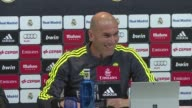 Newlyappointed Real Madrid coach Zinedine Zidane warned Friday that star striker Cristiano Ronaldo would not be leaving the club under his tenure