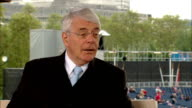 0830 0900 Studio INT Philip Schofield and Julie Etchingham in studio Sir John Major interview SOT