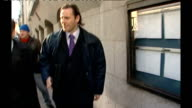 'News of the World' phone hacking scandal grows TX Glenn Mulcaire leaving court with lawyer