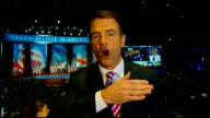 US Presidential Election 2012 0430 0530 Neely LIVE 2WAY interview from Romney camp in Boston SOT ENGLAND London GIR Stewart