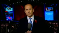 US Presidential Election 2012 0530 0620 Illinois Chicago Robert Moore LIVE 2WAY interview from Obama camp in Chicago SOT