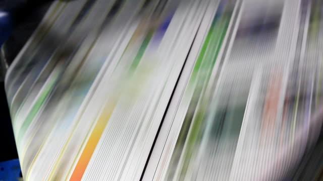 Zeitung Drücken Sie